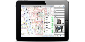 カンタンマップ for iPad (オフライン版)